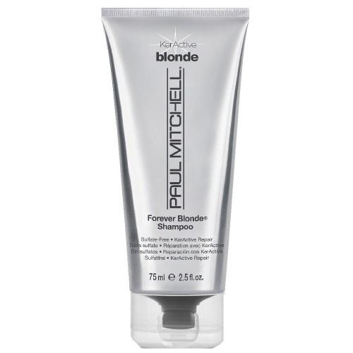 Paul Mitchell Bezsulfátový hydratační šampon pro blond vlasy Blonde (Forever Blonde Shampoo Sulfate-Free KerActive Repair) 250 ml