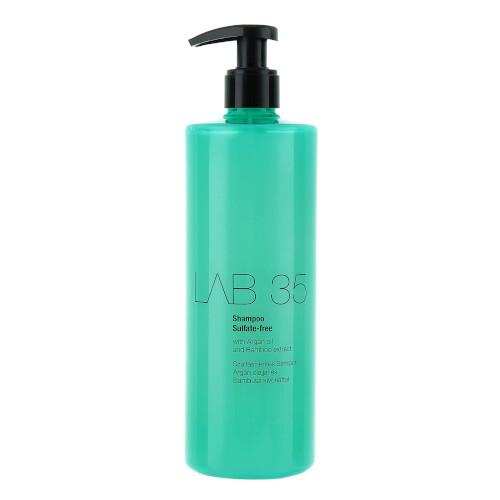 Kallos Bezsulfátový šampon na barvené vlasy LAB 35 (Sulfate-Free Shampoo) 500 ml