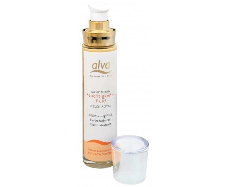 Alva BIO rakytníkový hydratační fluid 30 ml