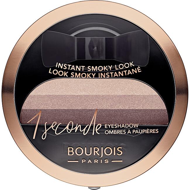Bourjois Očné tiene pre dymové líčenie očí 1 Second (Eye Shadow) 3 g 06 Abracada'Brown