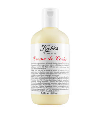 Kiehl´s Bohaté telové mlieko s beta karoténom ( Body Lotion with Cocoa Butter and Beta-Carotene) 125 ml