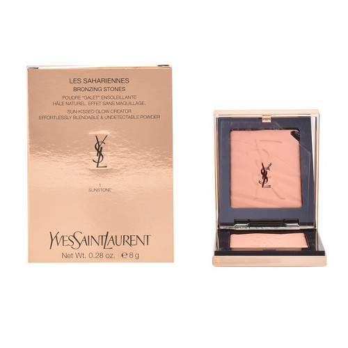 Yves Saint Laurent Bronzující pudr Les Sahariennes (Bronzing Powder) 8 g 02 Fire Opal