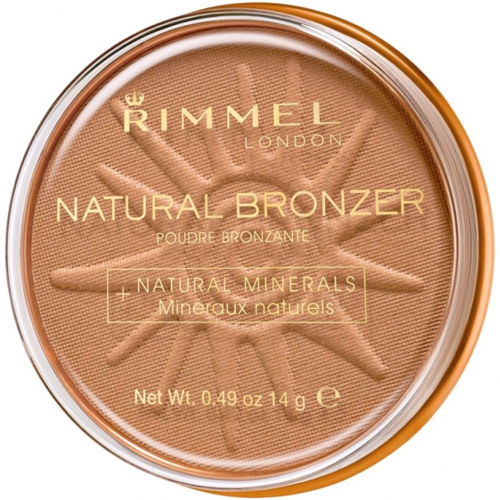 Rimmel Bronzující pudr Natural Bronzer 14 g 021 Sun Light