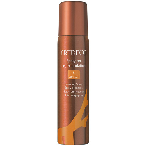 Artdeco Bronzující sprej na nohy (Spray On Leg Foundation) 100 ml 5 Sun Tan