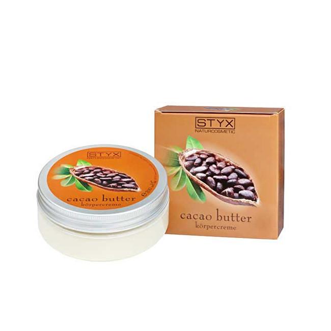 Styx Cacao Butter tělový krém skakaovým máslem 200 ml