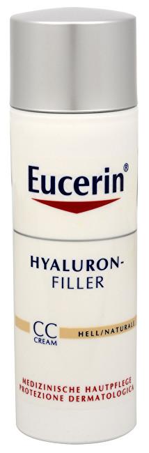 Eucerin CC krém SPF 15 Hyaluron-Filler 50 ml Medium