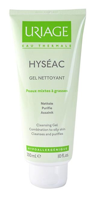 Uriage Čisticí gel pro smíšenou a mastnou pleť Hyséac (Cleasing Gel) 150 ml