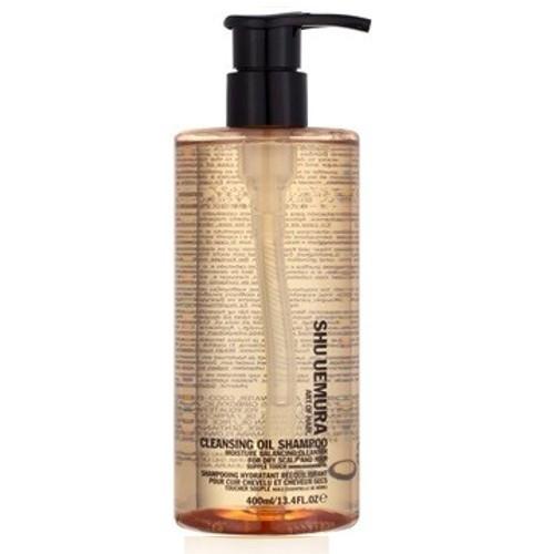 Shu Uemura Čisticí olejový šampon (Cleansing Oil Shampoo) 400 ml