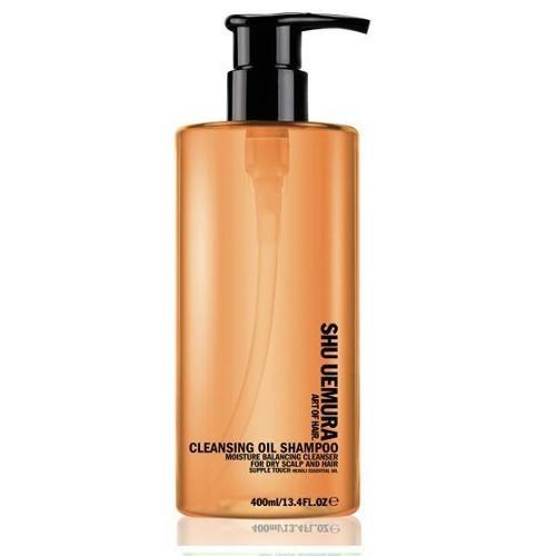 Shu Uemura Čisticí olejový šampon pro suché vlasy (Cleansing Oil Shampoo Dry Scalp) 400 ml