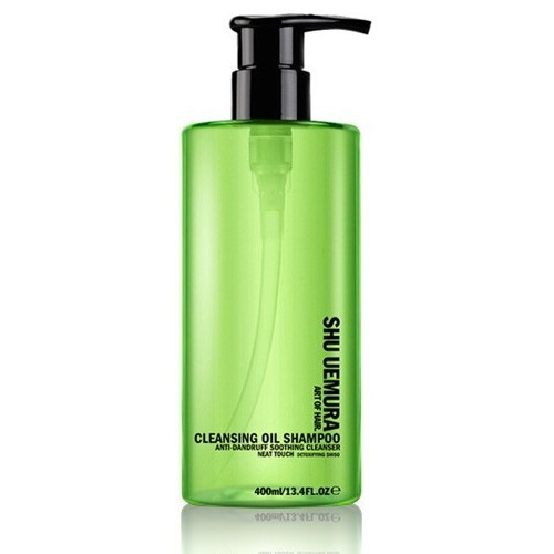 Shu Uemura Čisticí olejový šampon proti lupům (Cleansing Oil Shampoo Anti-Dandruff) 400 ml