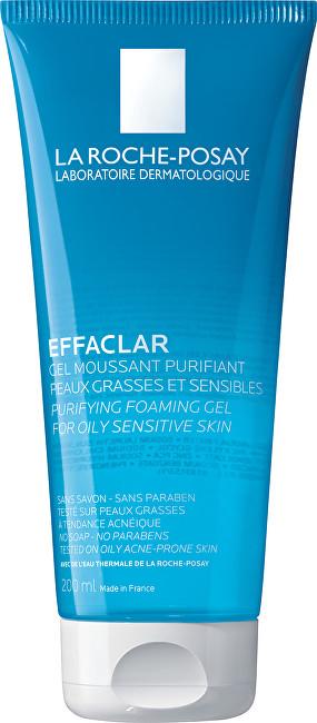 La Roche Posay Čisticí pěnový gel bez mýdla Effaclar (Purifying Foaming Gel) 200 ml