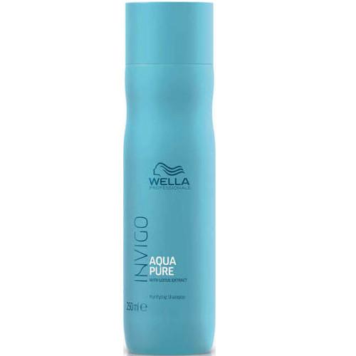 Wella Professional Čisticí šampon Invigo Aqua Pure (Puryfying Shampoo) 1000 ml