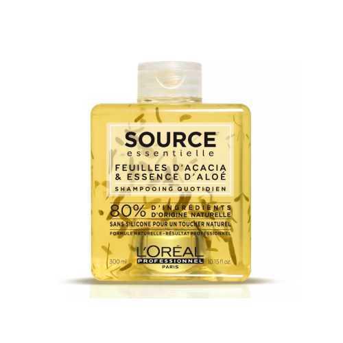 Loreal Professionnel Sampon zilnic pentru păr indisciplinați Source Essentielle (Daily Shampoo) 300 ml 1500 ml