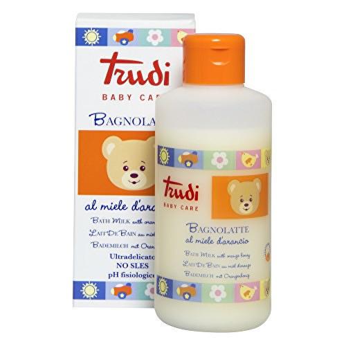Trudi Dětské koupelové mléko s medem z pomerančového květu 250 ml