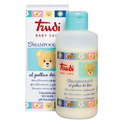Trudi Dětské šamponové mléko s květinovým pylem 250 ml