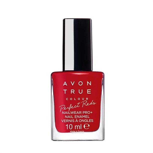 Avon Dlouhorvající lak na nehty True Color (Nail Wear Pro+) 10 ml Naked Truth