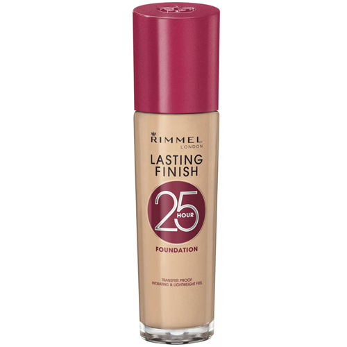 Rimmel Dlhotrvajúci make-up Lasting Finish 25 Hour 30 ml 100 Ivory