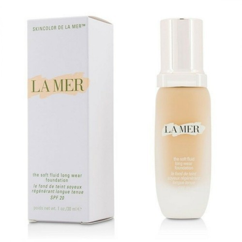 La Mer Dlhotrvajúci make-up SPF 20 Skincolor (The Soft Fluid Foundation) 30 ml 02 Ivory