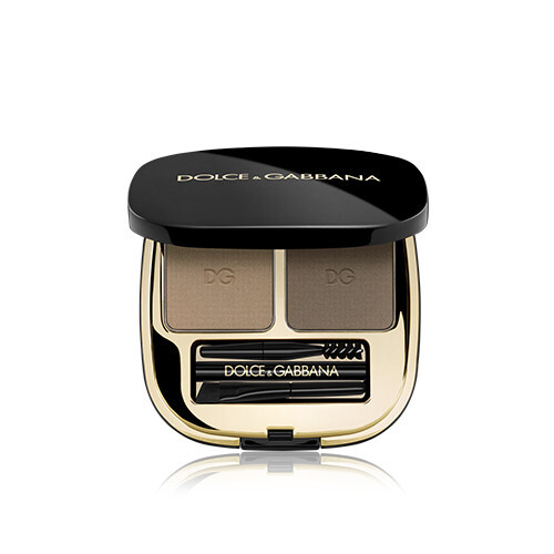 Dolce & Gabbana Paletka na úpravu obočia Emotioneyes (Brow Powder Duo) 2 x 2,7 g Natural Blonde 1