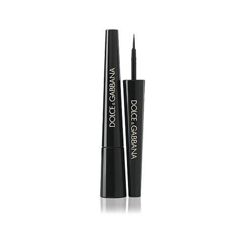 Dolce & Gabbana Tekuté očné linky The Glam Liner 2,45 ml 1 Black Intense