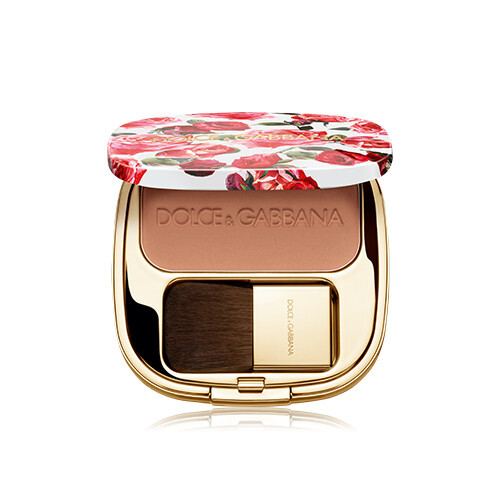 Dolce & Gabbana Tvárenka The Blush Of Roses Luminous Cheek 5 g 210 Pink Power
