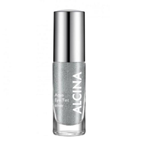 Alcina Dvoufázová oční linka/oční stíny (Eye Tint) 5 ml Silver