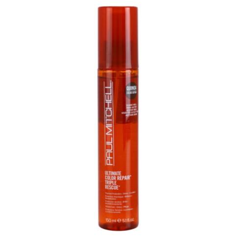 Paul Mitchell Dvoufázový sprej pro ochranu barvených vlasů Ultimate Color Repair (Triple Rescue) 150 ml