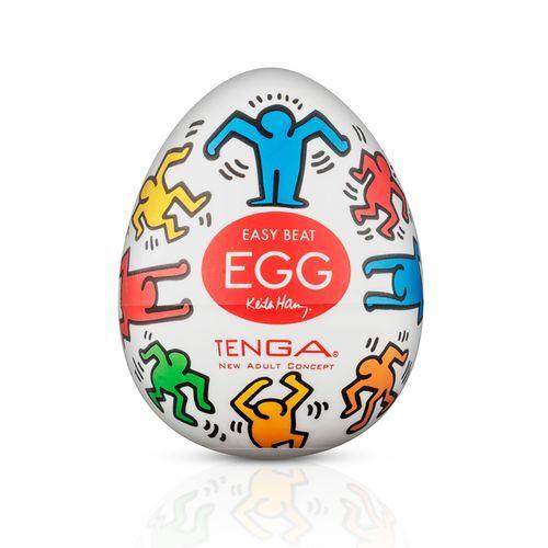 Tenga Pánský masturbátor vajíčko Tenga Egg Egg Street