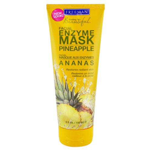 Freeman Enzymová pleťová maska s ananasem (Facial Enzyme Mask Pineapple) 150 ml