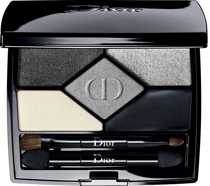 Dior Exkluzívne očné tiene 5 Couleurs Designer (All-In-One Professional Eye Palette) 5,7 g 508 Nude Pink