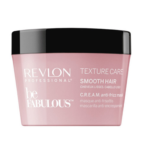 Revlon Professional Extra výživná uhladzujúci maska Be Fabulous Texture Care (Cream Anti-Frizz Mask) 200 ml