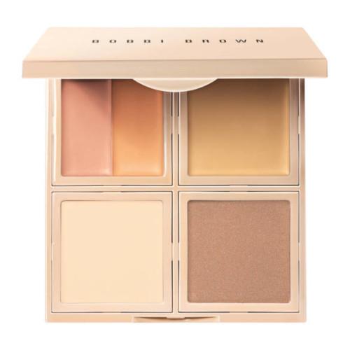 Bobbi Brown Paletka rozjasňovačů (Face Palette) 10,4 g 03 Sand Essential