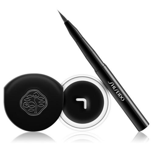 Shiseido Eyes Instroke Eyeliner gelové oční linky s aplikátorem Nasubi Purple 4,5 g