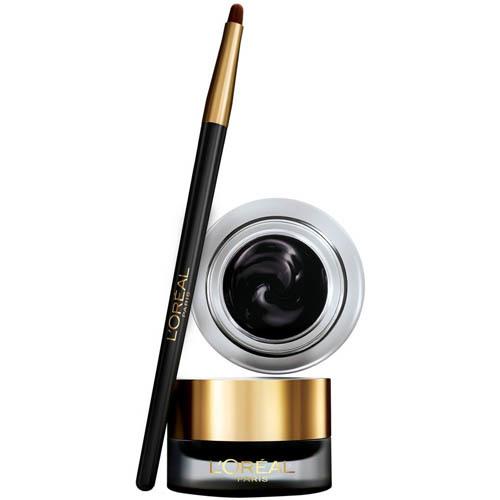 Loreal Paris Gelové oční linky Super Liner Gel Intenza 2,8 g 01 Pure Black