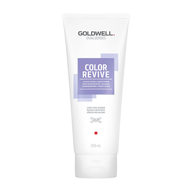 Goldwell Tónovací kondicionér Light Cool Blonde Dualsenses Color Revive Color Giving Condicioner 200 ml