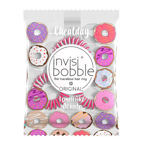 Invisibobble Gumička do vlasů Invisibobble Original Cheatday 3 ks Crazy for Chocolate