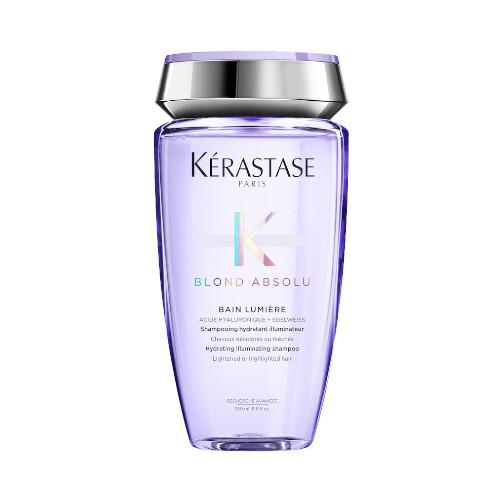 Kérastase Hydratační a rozjasňující šampon pro zesvětlené a melírované vlasy Blond Absolu Bain Lumiére (Hydrating Illuminating Shampoo) 250 ml