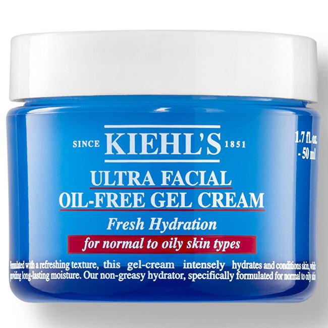 Kiehl´s Hydratační gelový krém pro normální až mastnou pleť (Ultra Facial Oil-Free Gel Cream) 50 ml