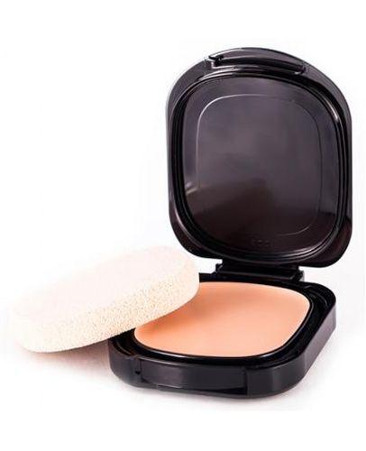 Shiseido Hydratační kompaktní make-up náhradní náplň SPF 10 Base Advanced Hydro-Liquid 12 g B40 Natural Fair Beige