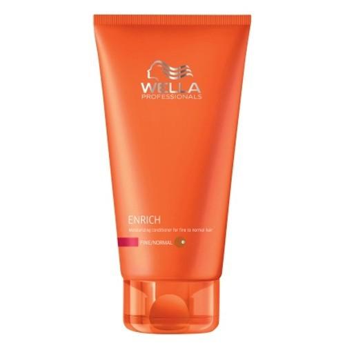 Wella Professional Hydratační kondicionér pro jemné až normální vlasy Enrich (Moisturizing Conditioner For Fine/Normal Hair) 1000 ml
