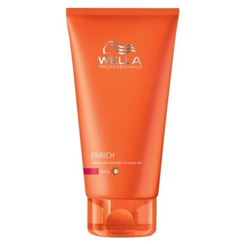Wella Professional Hydratační kondicionér pro silné vlasy Enrich (Moisturizing Conditioner For Coarse Hair) 200 ml