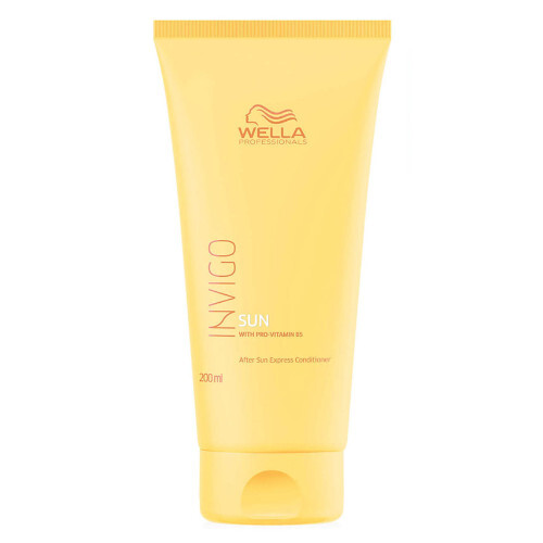 Wella Professionals Hydratační kondicionér pro vlasy namáhané sluncem Invigo (After Sun Express Conditioner) 30 ml