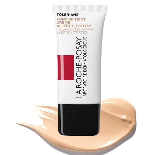 La Roche Posay Hydratační krémový make-up Toleriane SPF 20 (Cream Foundation Allergy-Tested) 30 ml 02 Light Beige
