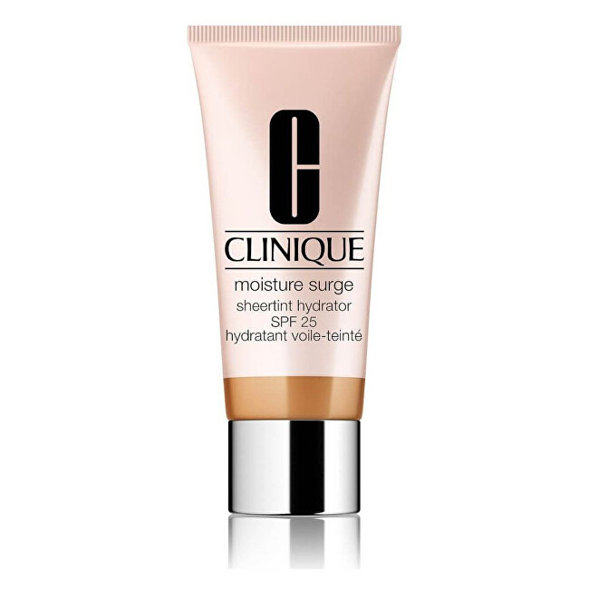 Clinique Hydratační makeup Moisture Surge SPF 25 Sheertint Hydrator 40 ml Medium Deep