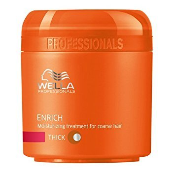 Wella Professionals Hydratační maska pro silné vlasy Enrich (Moisturizing Treatment For Coarse Hair) 150 ml