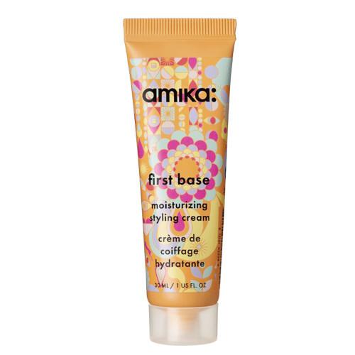 Amika Hydratační stylingový krém na vlasy First Base (Moisturizing Styling Cream) 200 ml