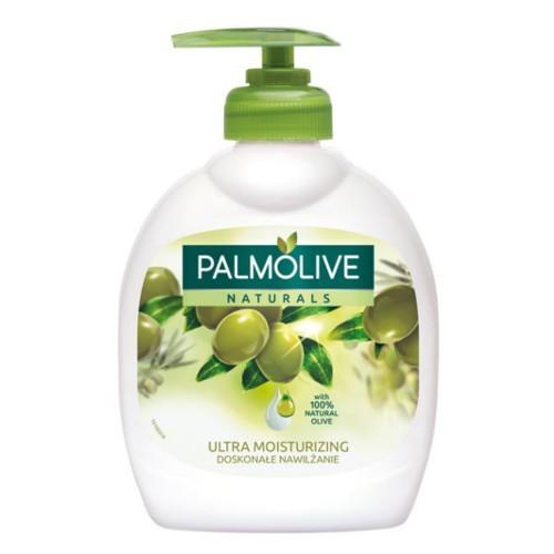 Palmolive Hydratační tekuté mýdlo s výtažky z oliv Naturals (Ultra Moisturizing With Olive Milk) 750 ml náhradní náplň