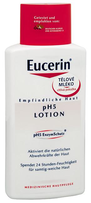 Eucerin Hydratační tělové mléko pro citlivou pokožku pH5 400 ml
