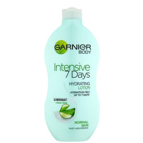 Garnier Hydratační tělové mléko s aloe vera (Intensive 7days) 400 ml