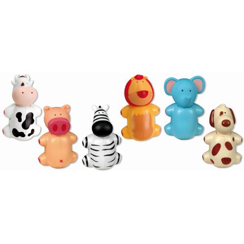Miradent Hygienické držiatko na zubnú kefku pre deti Funny Animal Veselé lvíče